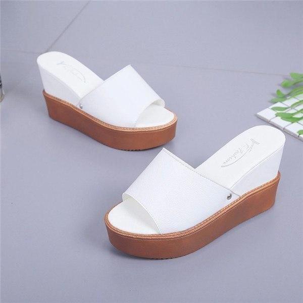 c76d7cba3 platform shoes wedge flip flops flip flops women designer shoes women  luxury 2018 high heel slippers