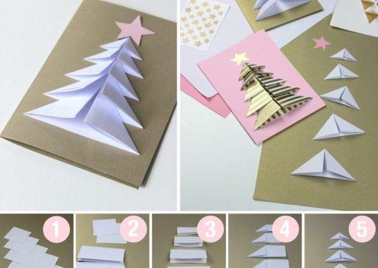 65 ideen f r weihnachtskarten selber basteln christmas cards christmas crafts winter christmas