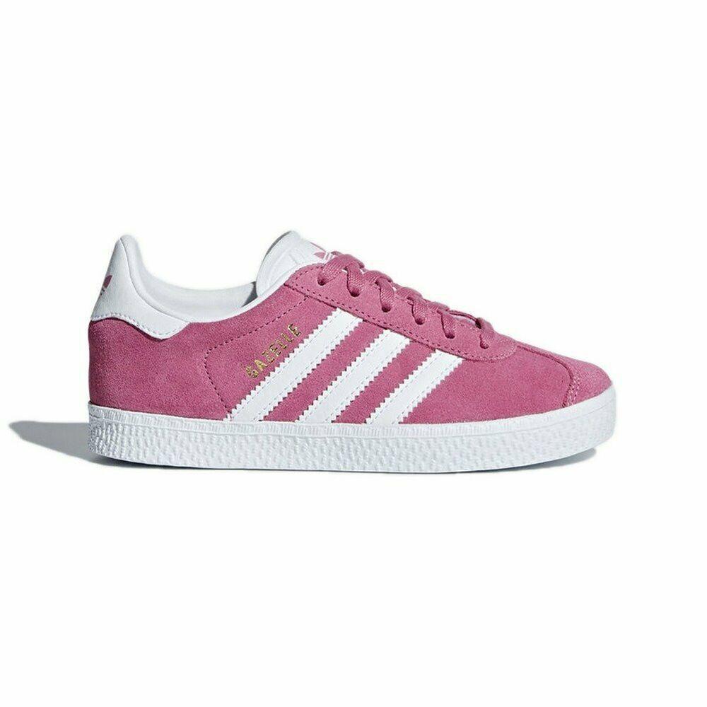 eBay #Sponsored Shoes adidas Gazelle C Pink Baby-Girls | Sneakers ...