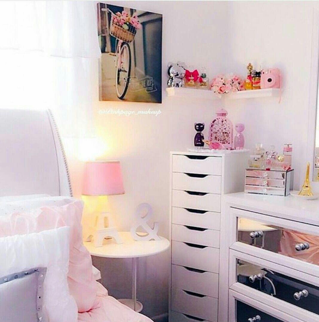 Image by Rhazel Joy on Bedrooms ideas ️ Beauty room