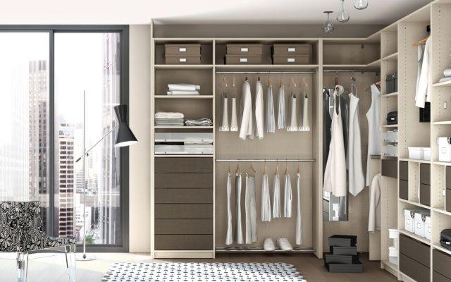 Dressing & Porte Placard SOGAL : modèle de Dressings \
