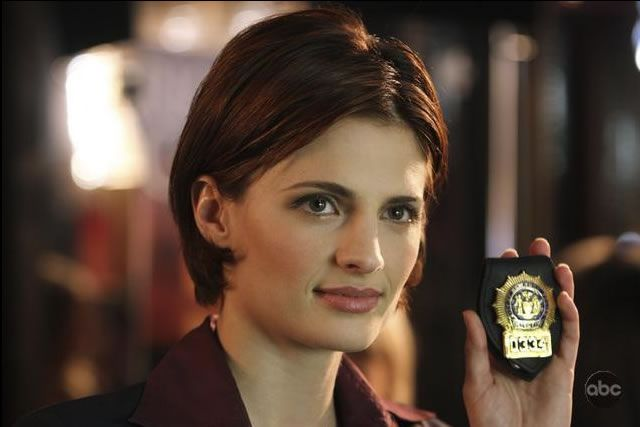 Ep 1 Flowers For Your Grave Stana Katic Castle Tv Series