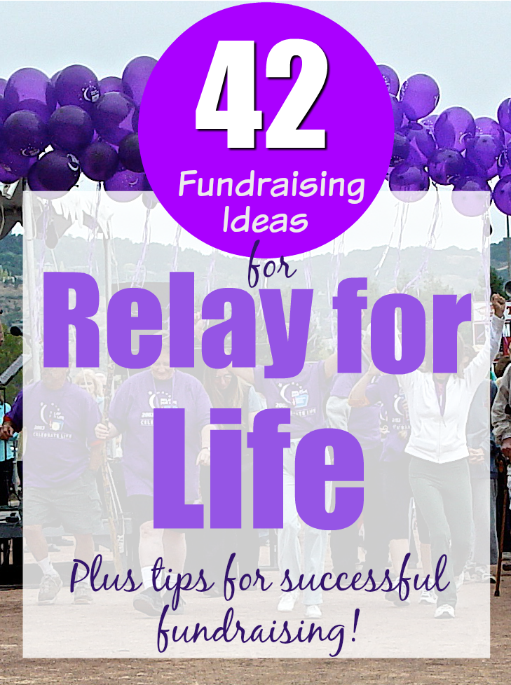 You\'re fundraising for Relay for Life because you\'re passionate ...