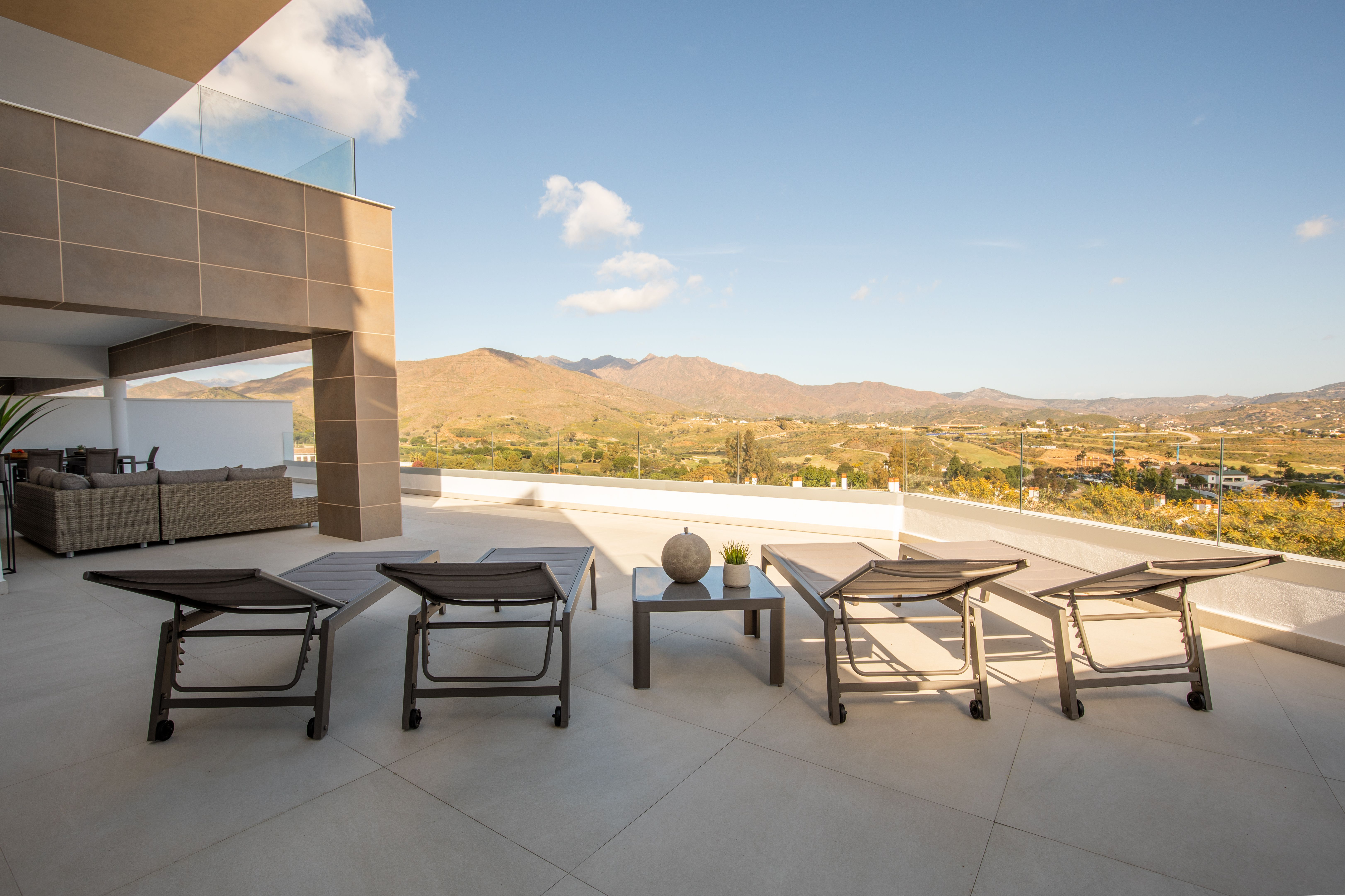 Grand View La Cala Golf Resort Mijas Malaga Taylor Wimpey Golf Resort Beautiful Places To Live Penthouse For Sale