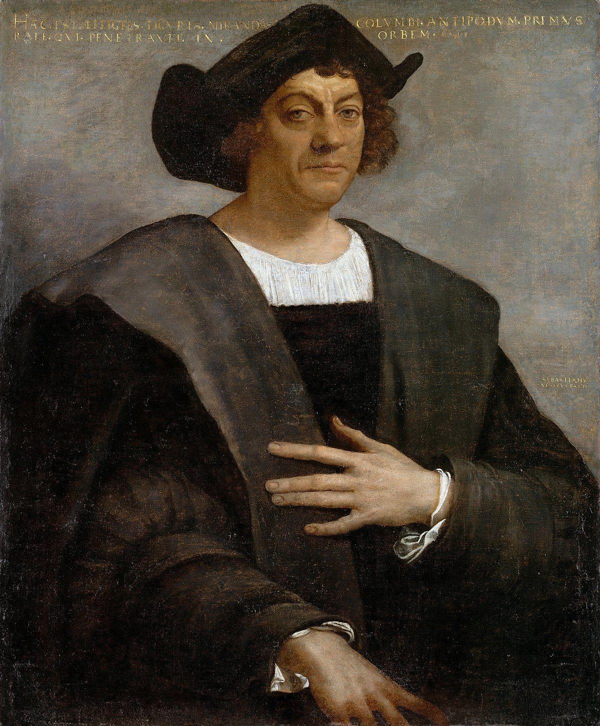 Cristovao Colombo Wikipedia A Enciclopedia Livre