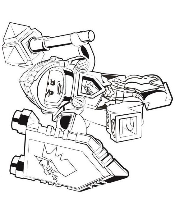 foto de How To Draw Nexo Knights – samyysandra.com