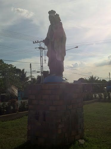 Guasdalito, Estado-Apure Virgen Guasdualito , Autor: chaguer