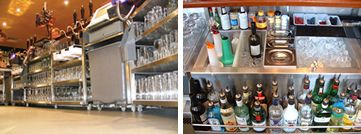 Inspiration - ServaClean will add inspiration to your future bar designs
