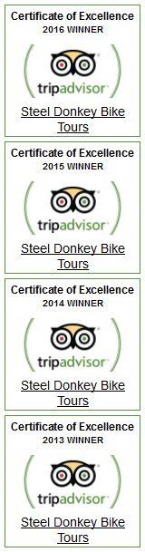 Steel Donkey Bike Tours Barcelona