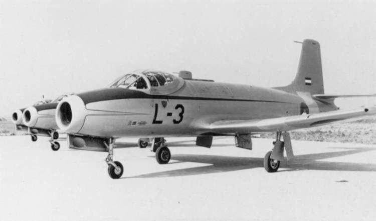 Fokker S.14 Machtrainer | Trai...