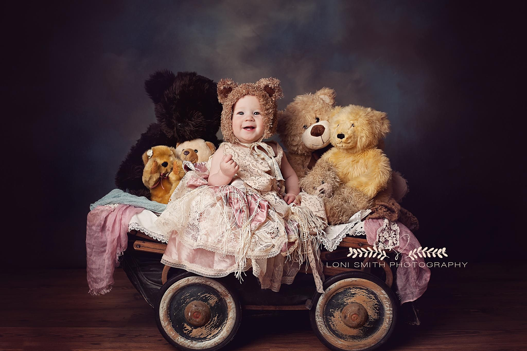 Loni Smith Photography - Utah whimsical newborn photographer, child photography, children photographer, Salt Lake photographer