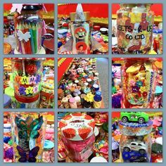 Tombola Jars Google Search With Images Christmas Jam Fete