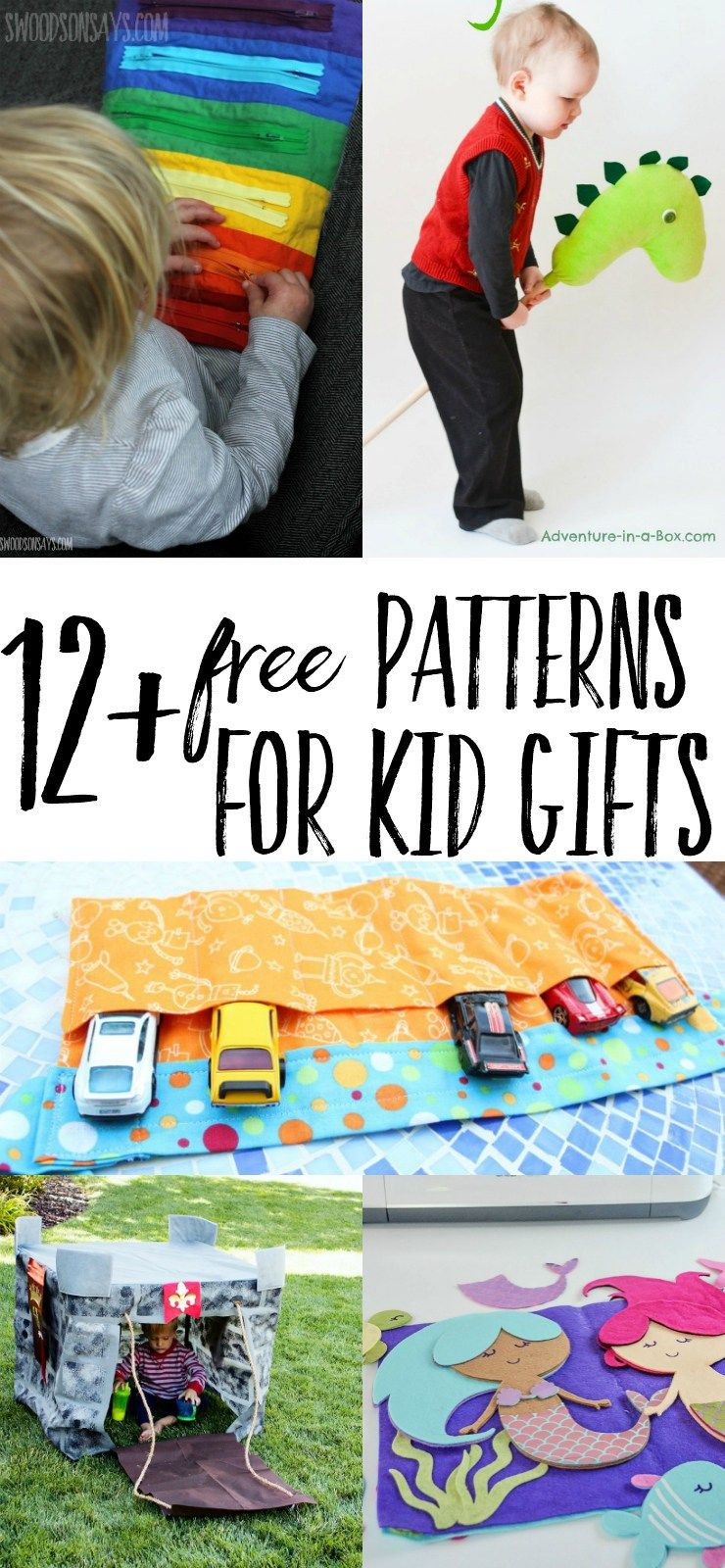 The cutest 25+ toys to sew for kids Sewing patterns for