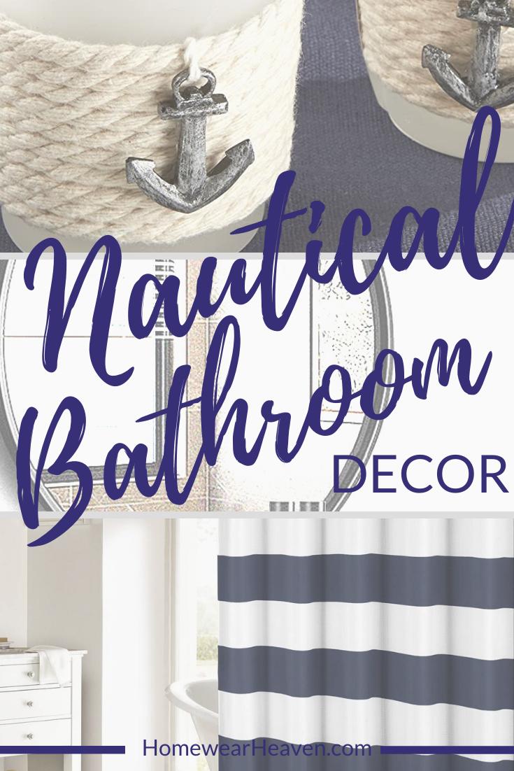 63 Stylish Nautical Bathroom Ideas Decor You Ll Love The Nautical Decor Store Nautical Bathroom Decor Bathroom Inspiration Decor Bathroom Decor