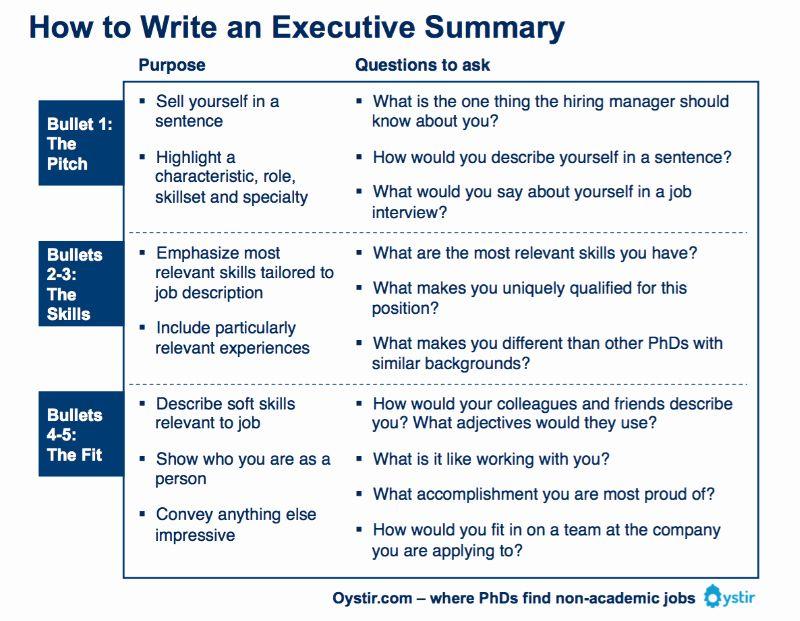 Word Executive Summary Template Unique 13 Executive