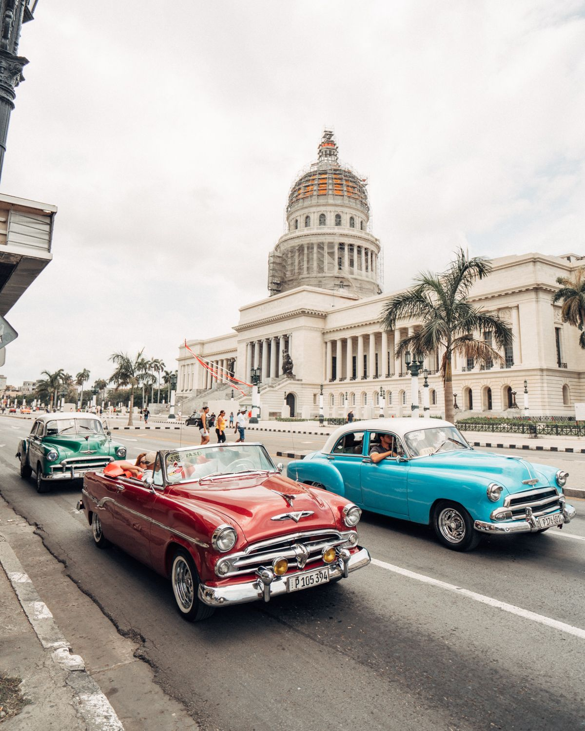 Havana, Cuba. My complete guide to this mysterious city.