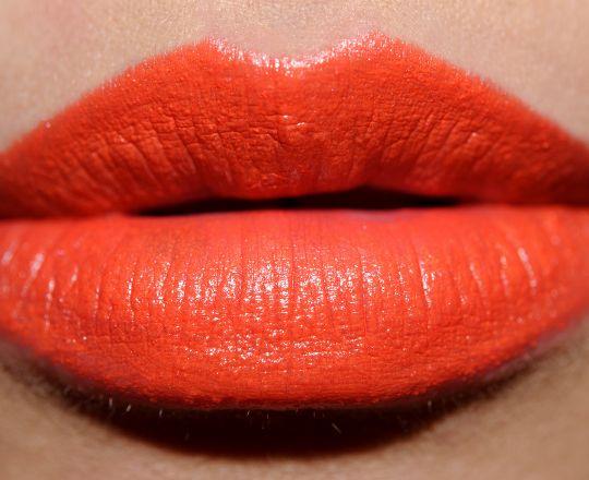 The Summer Season Mac Neon Orange Lipstick Orange Lipstick