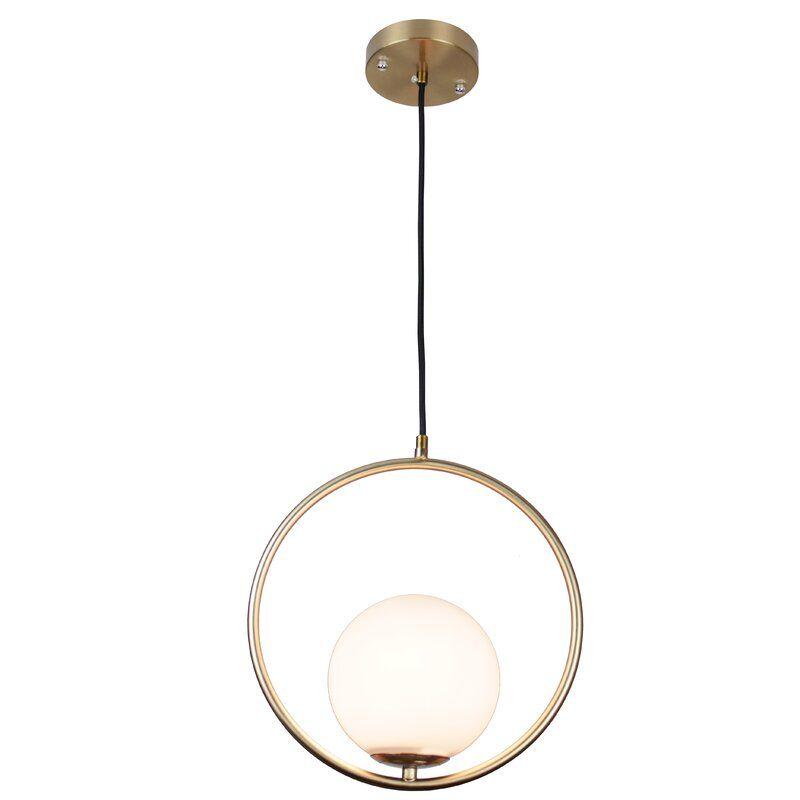 Mera 1 Light Single Globe Pendant In 2020 Globe Pendant Bulb Pendant Light G9 Led Bulb