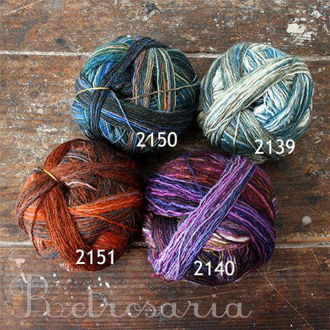 Wunderkleckse Schoppel Wolle – Retrosaria