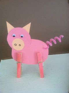 Make A Pig Pen With This Diy Craft Project For Kids