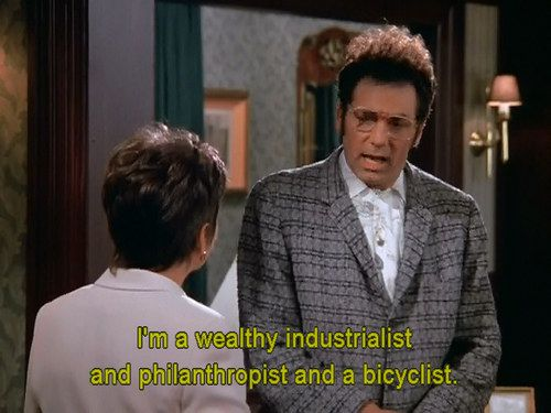 23 Life Lessons Cosmo Kramer Taught Us Seinfeld Funny Seinfeld