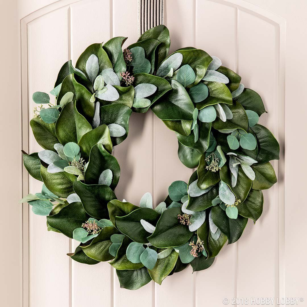 A Diy Wreath Is A Classic Way To Showcase Your Decor Style And Welcome Guests To Your Home Diy Spring Wreath Everyday Wreath Spring Wreath