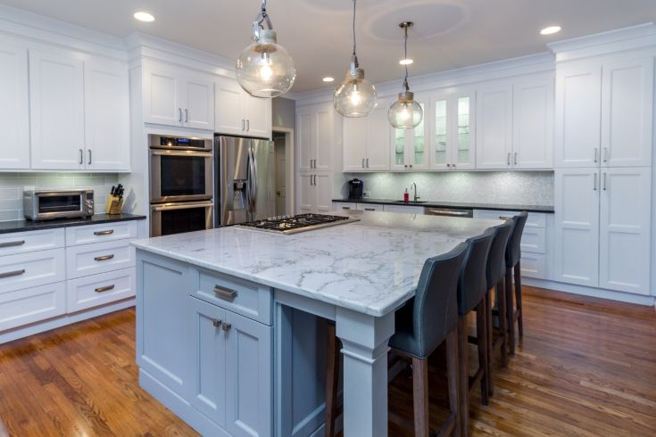 Home Kitchen Remodel Painting Kitchen Cabinets Refinishing Cabinets