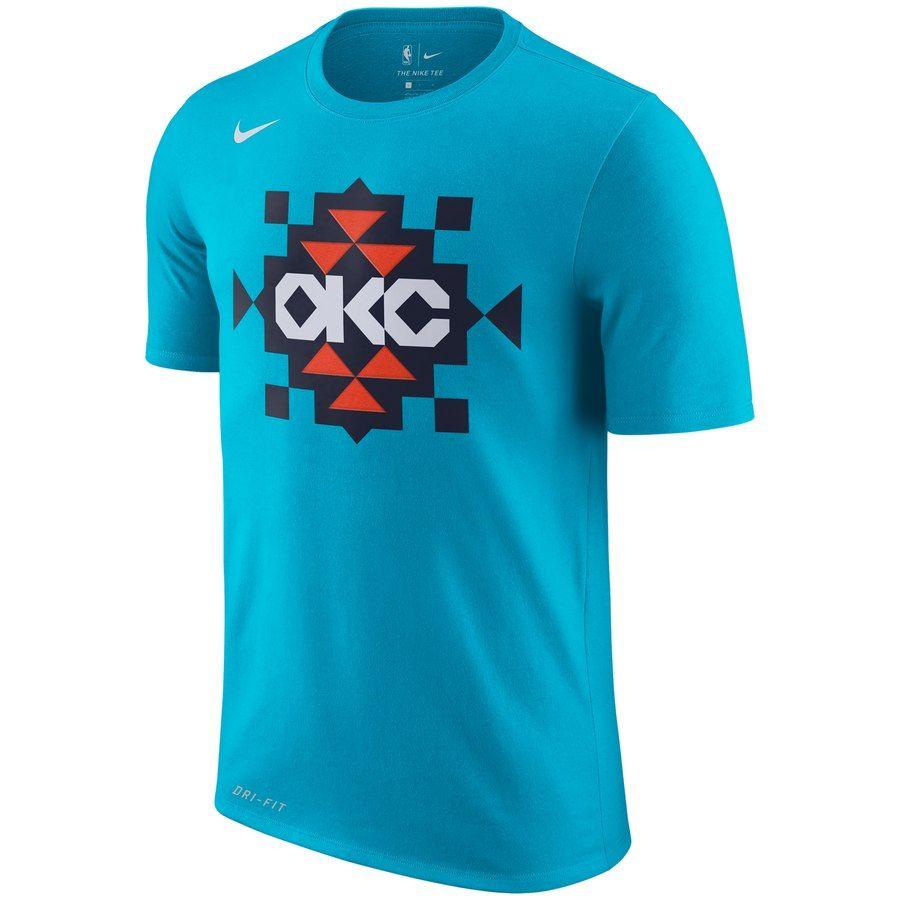 okc city edition jersey font