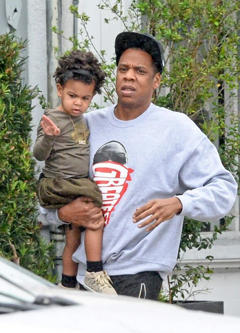 Image result for jay z and blue ivy