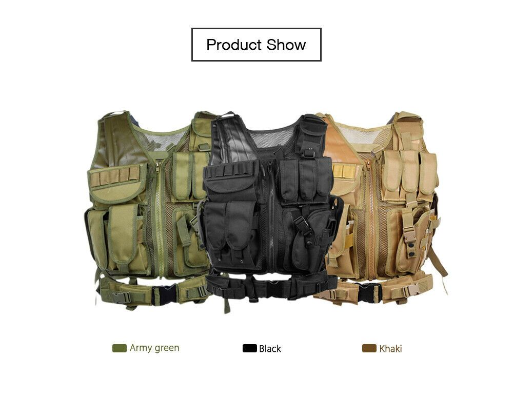 TMC LPA Groin Pad Panel Protector Utility Pouch Low Profile Assault Panels Army