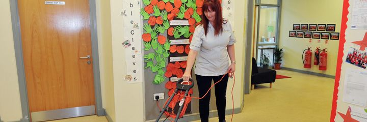 Gcs offer a tried and trusted school cleaning service in
