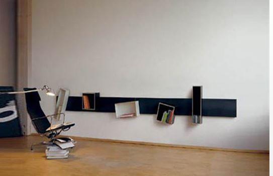 Aujourd'hui, je vous propose une petite trouvaille ! Une étage magnétique ! Fini les clous et les marteaux !! Yes ! :)  #etagere #fun #facile