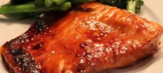 Below is my recipe for some delicious baked teriyaki salmon filets.  The Salmon is seasoned and then coated with a mixture of Teriyaki sauce and hone... #salmonteriyaki Below is my recipe for some delicious baked teriyaki salmon filets.  The Salmon is seasoned and then coated with a mixture of Teriyaki sauce and hone... #teriyakisalmon Below is my recipe for some delicious baked teriyaki salmon filets.  The Salmon is seasoned and then coated with a mixture of Teriyaki sauce and hone... #salmonte #teriyakisalmon