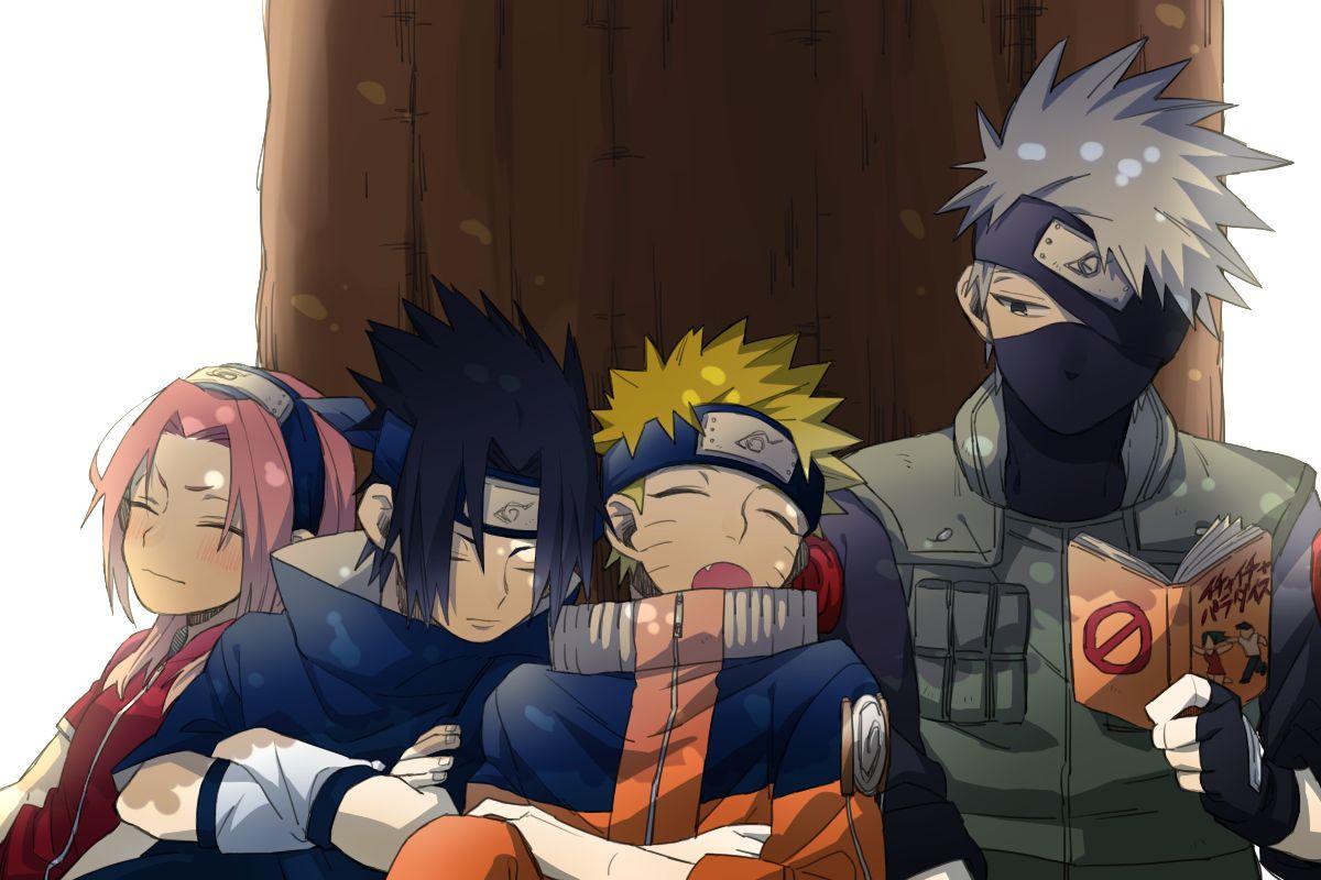 Tags Fanart Naruto Wallpaper Haruno Sakura Uzumaki Naruto