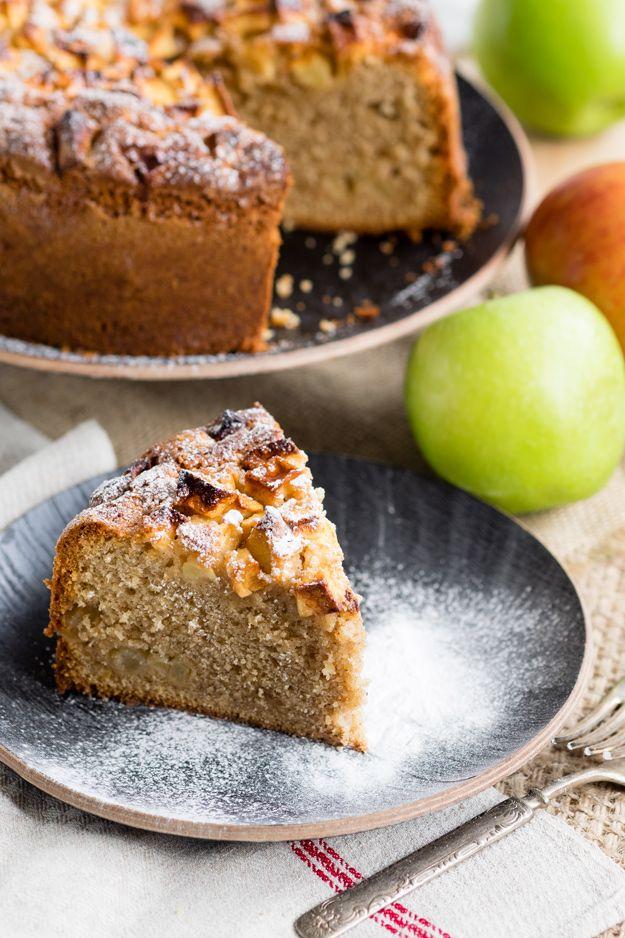Dorset Apple Cake Fresh Apple Cake Recipe Food Pinterest