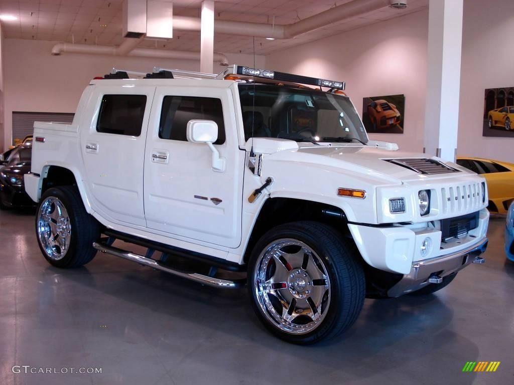 h11 sut | 11005 H11 SUT Alpha Duramax Diesel Conversion - White ... | white hummer h2 sut