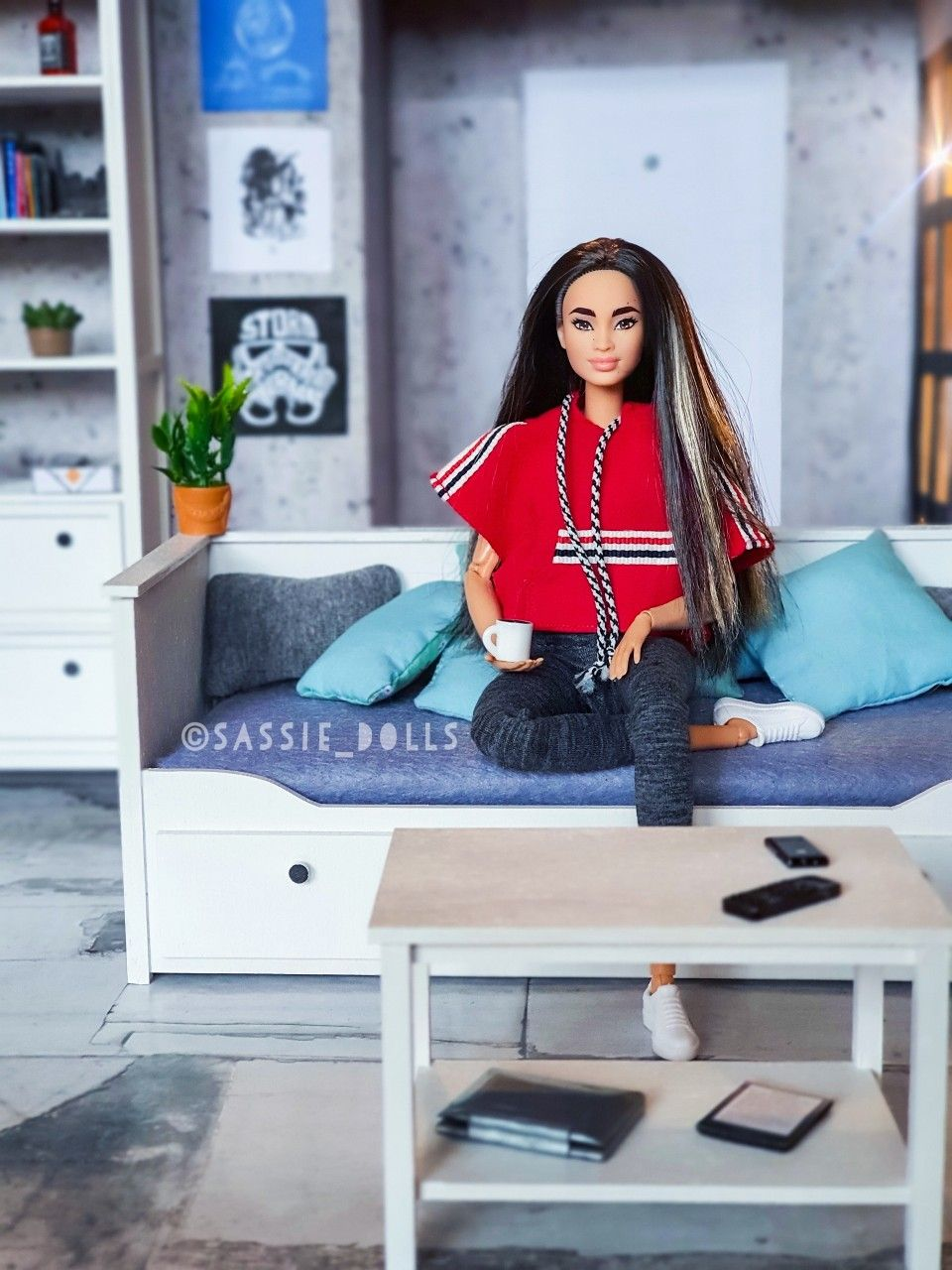 New Clothes In 2020 Barbie Fashionista Dolls Barbie Diorama Barbie Fashionista