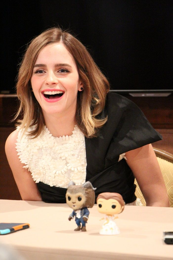 Beauty And The Beast: Exclusive Interview with Emma Watson