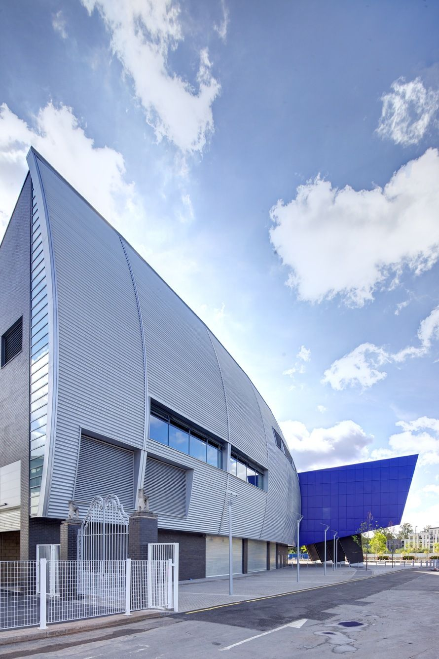 Cricket Ground Revamp Is Top Of The League Architecture Building Edgbaston