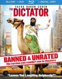 The Dictator [2 Discs] [Includes Digital Copy] [Blu-ray/DVD] [UltraViolet] [Eng/Fre/Spa] [2012]