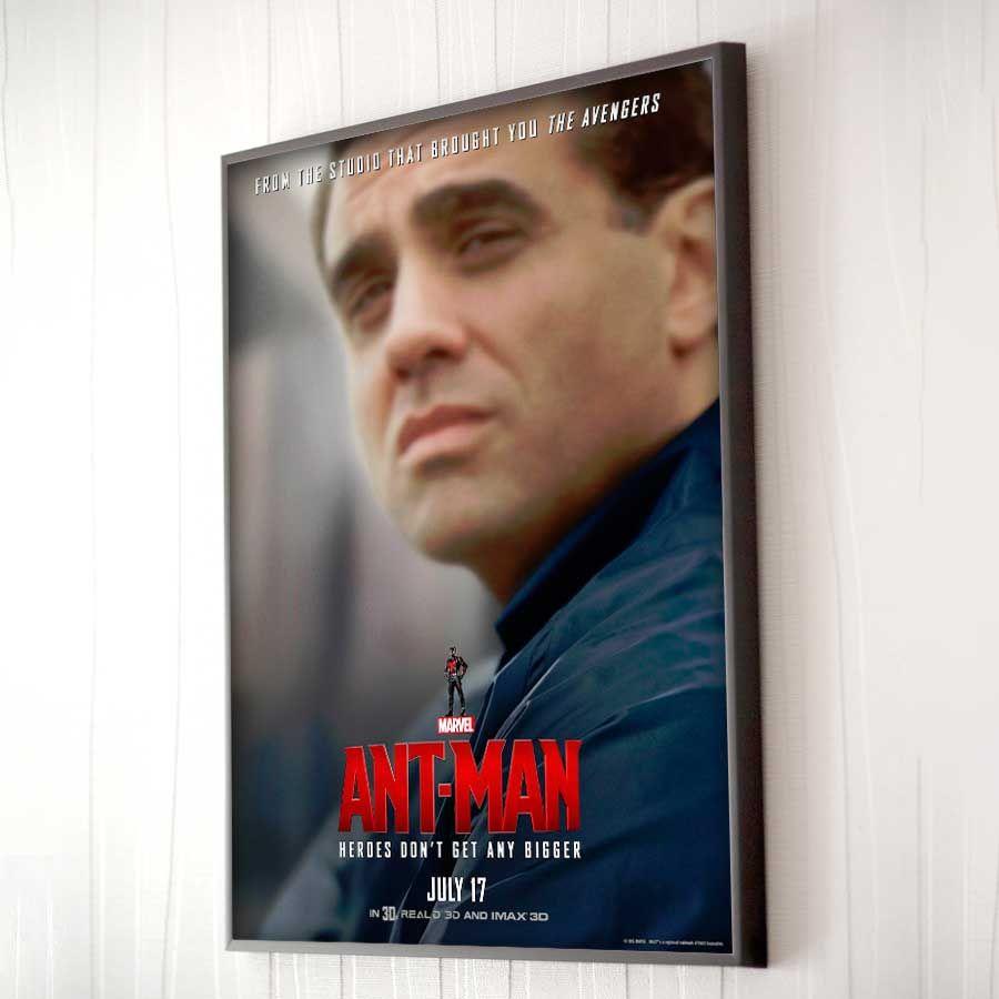 Conheça nosso site, você vai adorar!  Mercado Livre: http://produto.mercadolivre.com.br/MLB-819026882-poster-quadro-filme-homem-formiga-ant-man-2015-40x60cm-_JM  Elo 7: http://www.elo7.com.br/poster-homem-formiga-ant-man-2015/dp/83C8AB  #homemformiga #antman #filme #ação #poster #cartaz #quadros #quadro #molduras #moldura #posters #poster #minimalista #minimalismo #designer #decoração #decoracao#decor #design #arte #bonito #designdeinteriores #posterart #parede #posteron