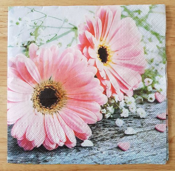 Check out this item in my Etsy shop https://www.etsy.com/uk/listing/514168516/set-of-4-floral-pink-gerbera-square