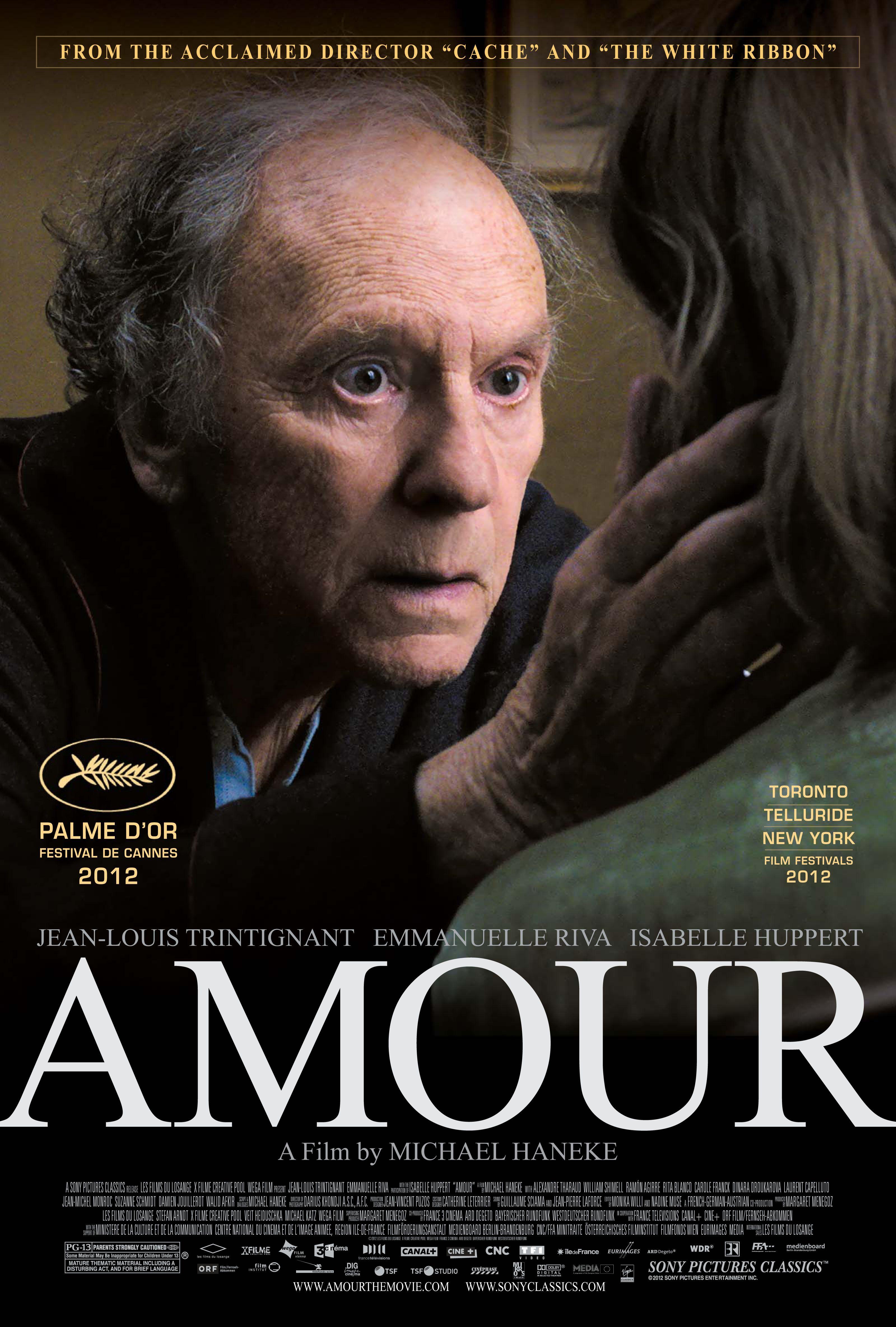 Amour (2012) by Michael Haneke