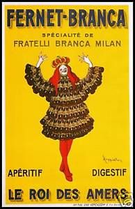 Fernet-Branca-1909-Aperitif-Italian-Advert-Vintage-Poster-Print-Art-Cappiello $18.75