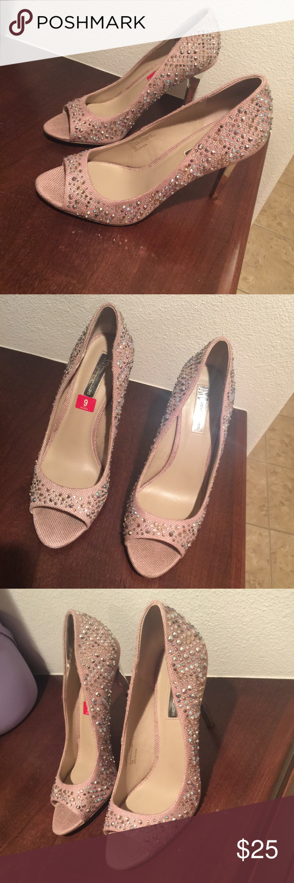 Shoes for light pink dress  Heeled light pink shoes  Pink shoes Shoes heels and Formal