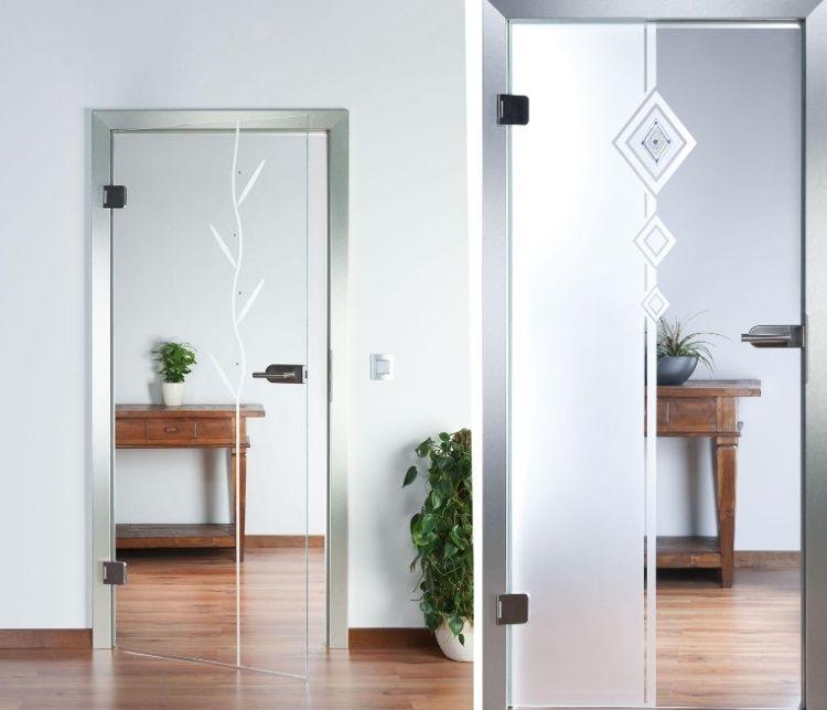 Portes Intérieures Modernes En 38 Idées Pour Votre Maison | Portes
