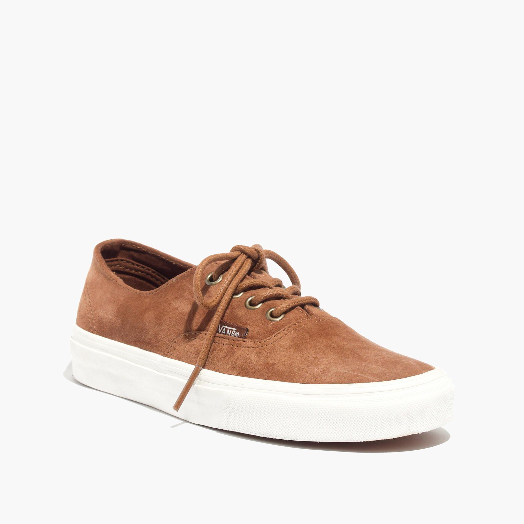 8562c68b587 Vans® CA Authentic Decon Sneakers in Suede   sneakers