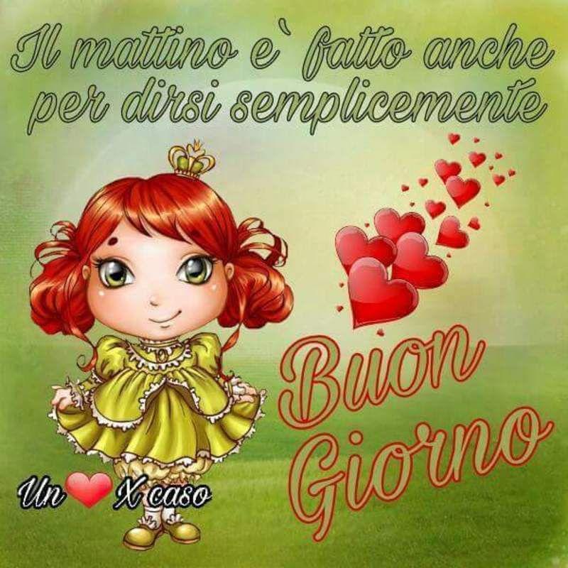 Buongiorno buon giorno belle immagini per whatsapp da for Immagini del buongiorno bellissime