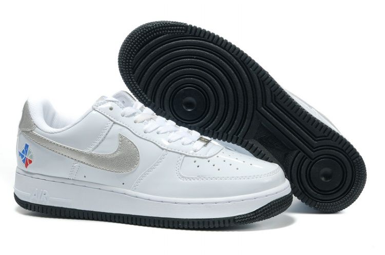 huge discount 75353 e49a7 Homme Hornskin Blanc Nike Air Force 1 25th Low Chaussures 92768 Pas Cher
