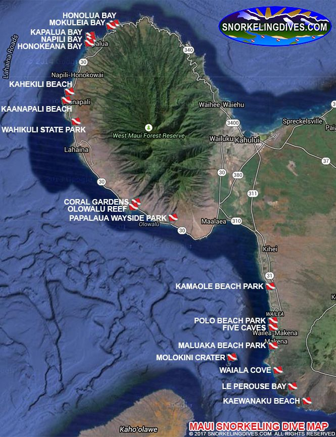 Best Maui Snorkeling - Top 22 Maui Snorkel Dives | Best Maui ... Map Of Maui Snorkeling on map of lanai, map of waimea canyon, map of kokee state park, map of molokai, map of lahaina, map of sea life park, map of road to hana, map of scuba diving, map of kauai, map of waikiki, map of hamakua coast, map of big island, map of whale watching, map of oahu,